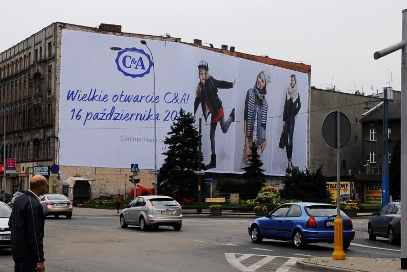 Udany debiut C&A w Gliwicach