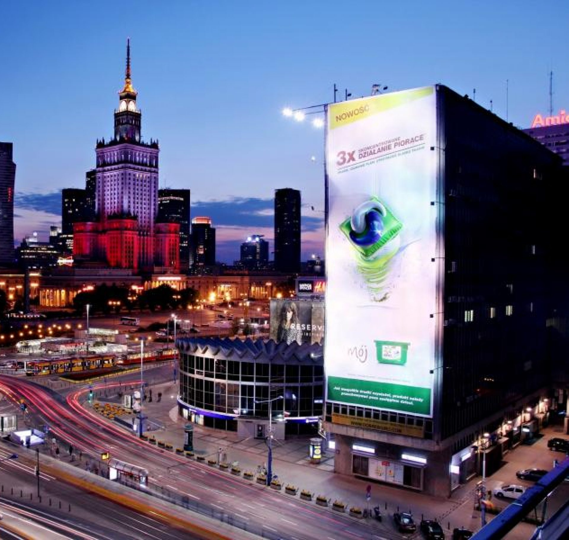 ad i media Group - outdoor & advertising